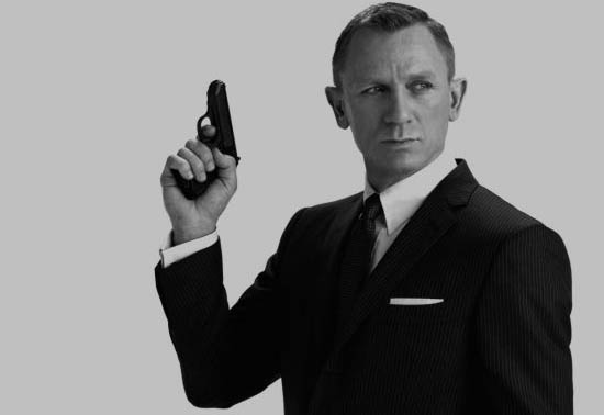 Daniel Craig james bond news