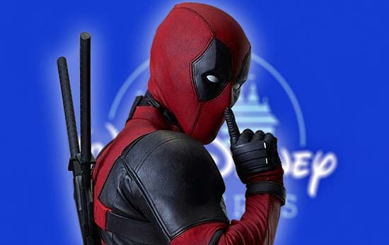 Deadpool dosney