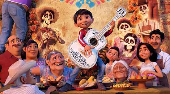 coco disney marvel