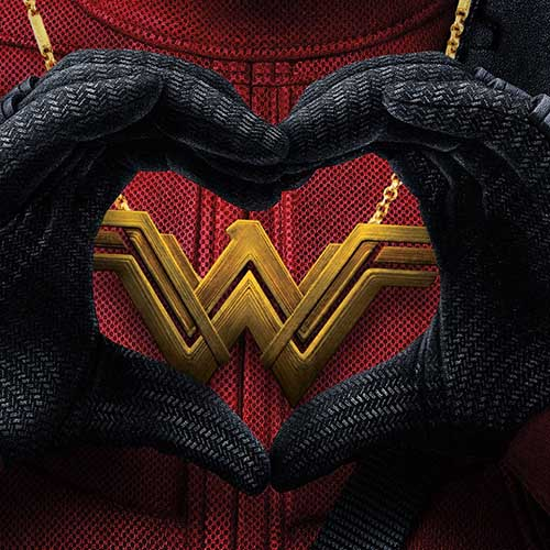 deadpool wonderwoman heart
