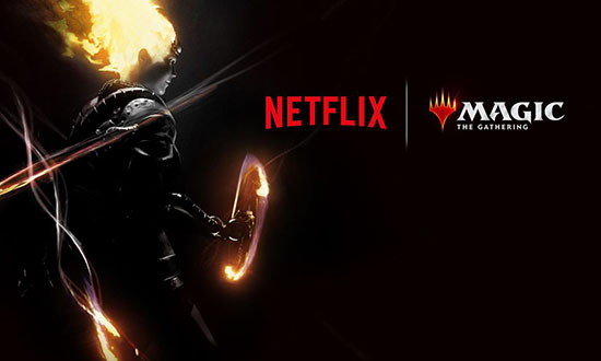 netflix magic the gathering