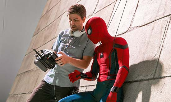 spider man homecoming jon watts
