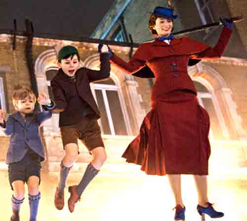 Mary Poppins Returns, toda una nueva aventura