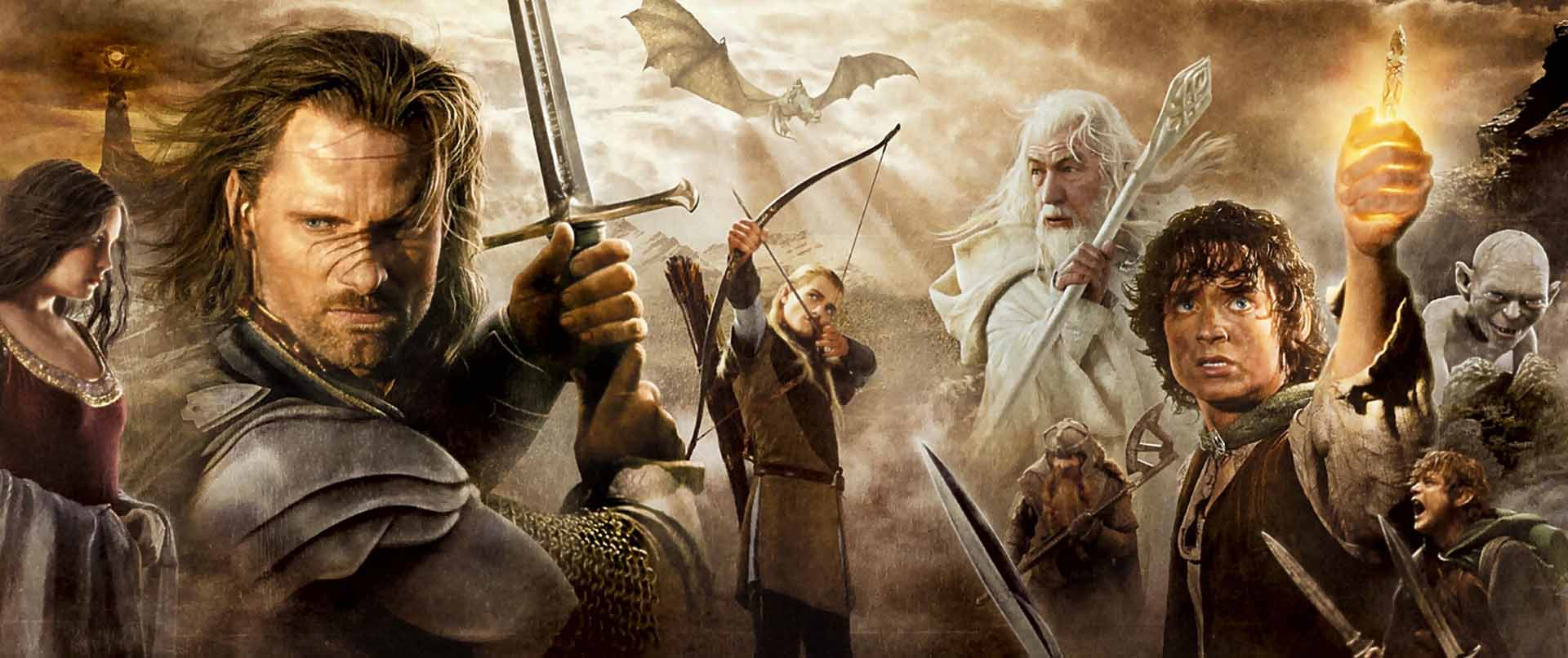 Serie de Tv de The Lord of the Rings en la mira de Amazon