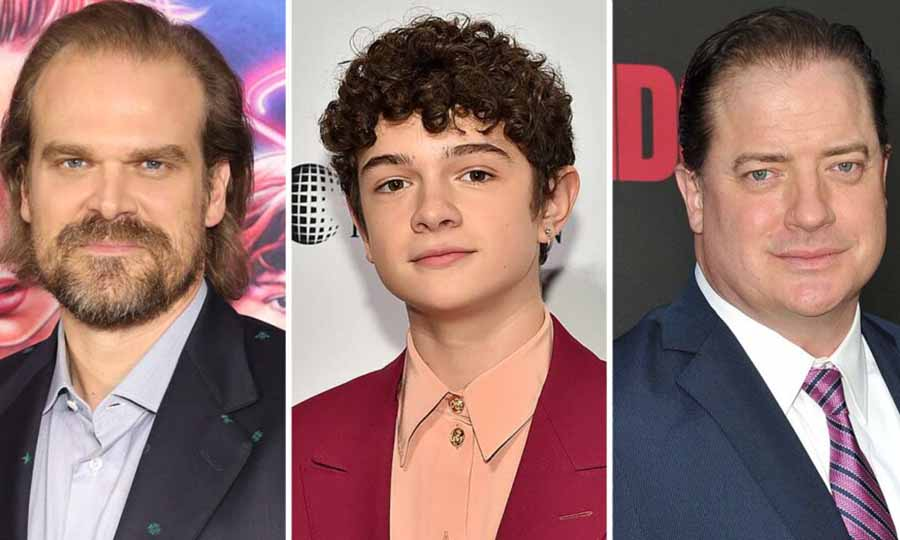 David Harbour Noah Jupe Brendan Fraser No Sudden Move