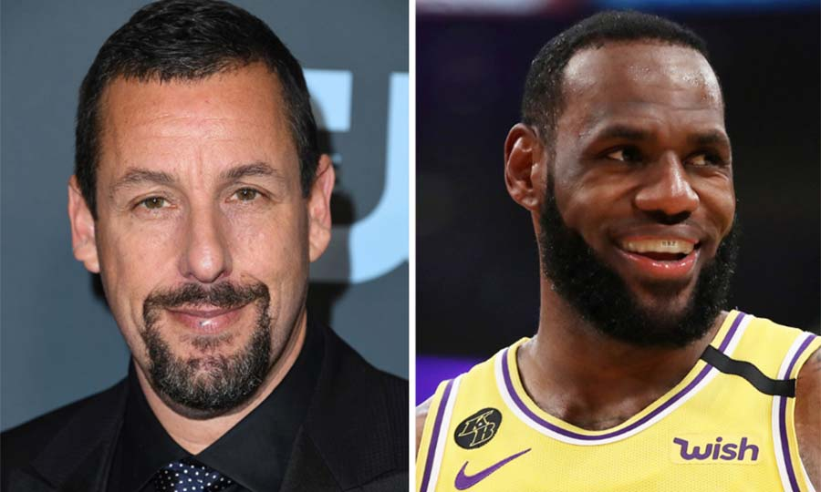 adam sandler lebron james hustle netflix