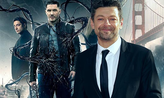 andy serkis venom 2 tom hardy