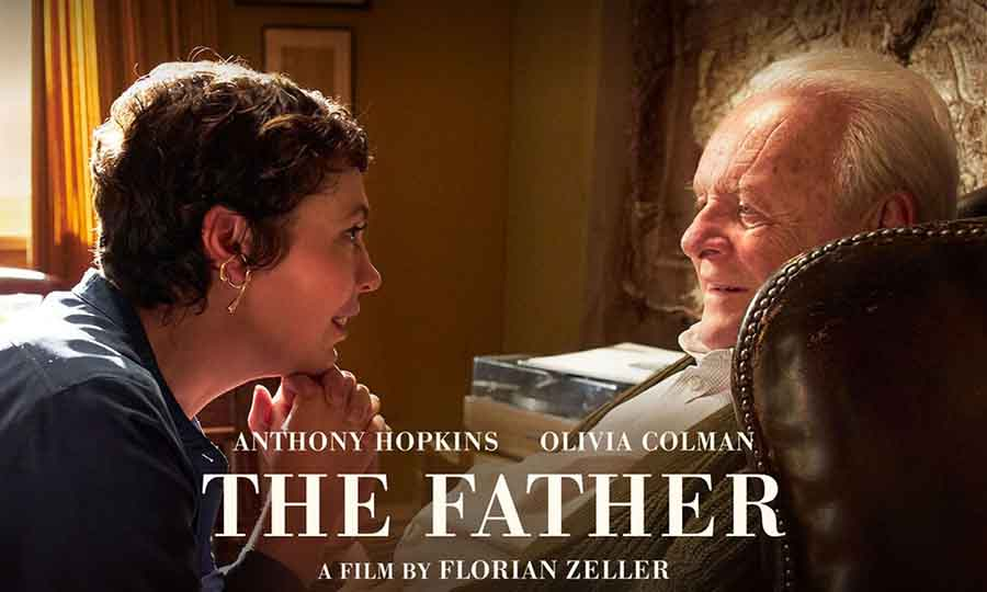Anthony Hopkins se encamina a un Oscar, con su magistral actuación en 'The  Father'