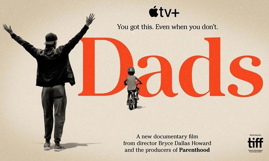 apple tv dads documental