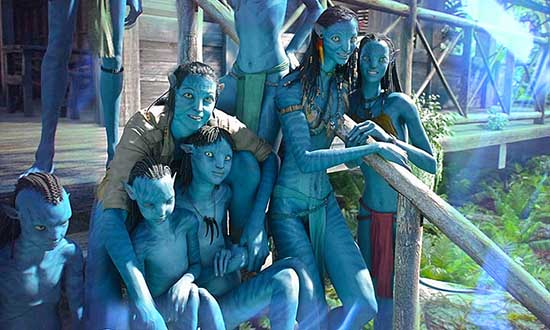 avatar 2 james cameron secuela disney