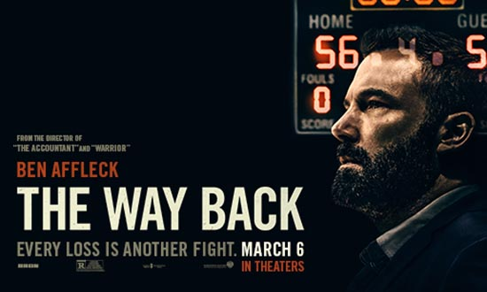 ben affleck the way back