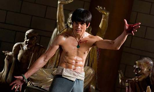 birth of the dragon brucelee