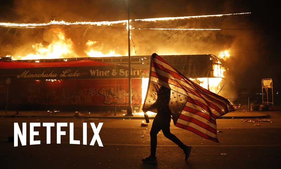 black lives matter netflix amazon