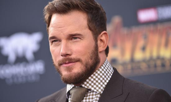 chris pratt the tomorrow war