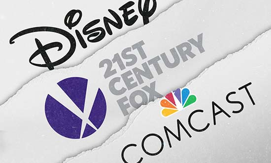 comcast disney negociaciones fox