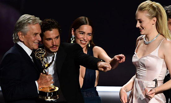 emmy 2019 winners list ganadores games of thrones
