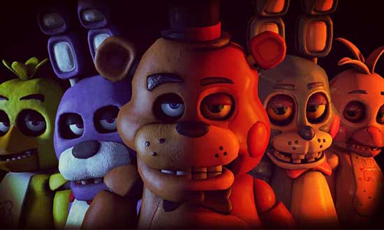 five nights at freddys chriscolumbus movie