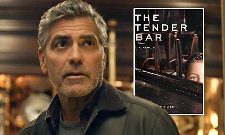 george clooney the tender bar amazon