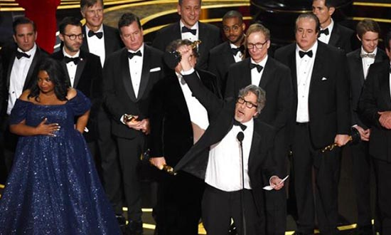 greenbook oscar 2019 winners