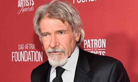 harrison ford the staircase