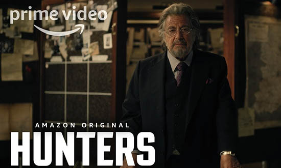 hunters amazon prime al pacino