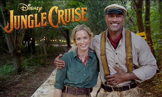 jungle cruise dwayne jhonson disney