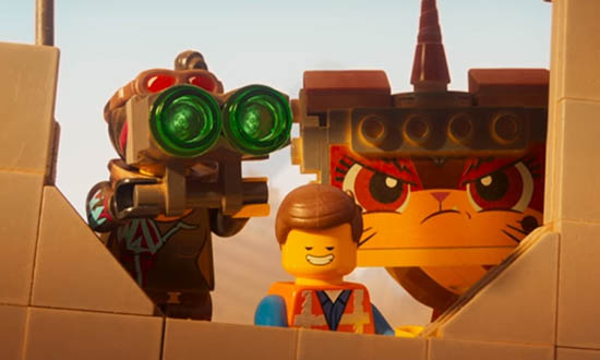 lego movie emmet 2 lucy