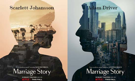 marriage story johansson driver