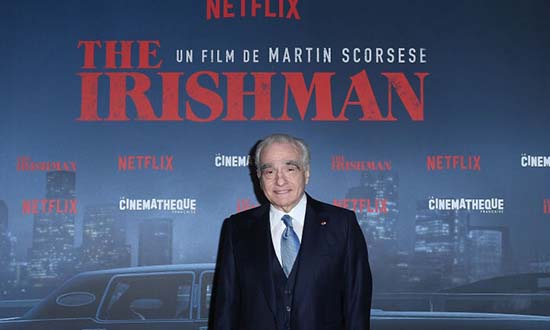 martin scorsese the irishman