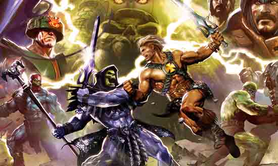 masters of the universe reboott