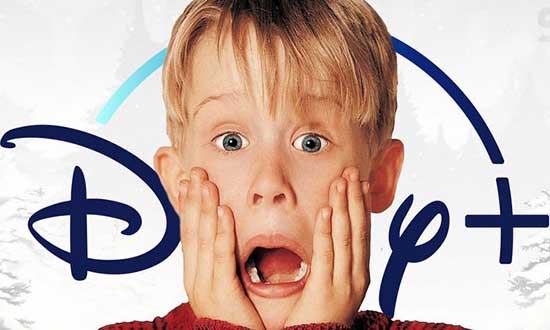 reboot home alone disney plus