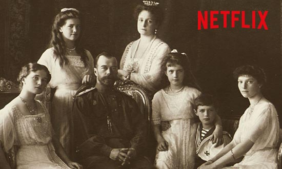romanov family the last czars netflix