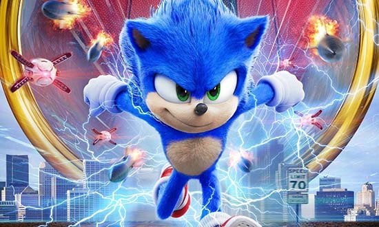 sonic the hedgehog jim carrey