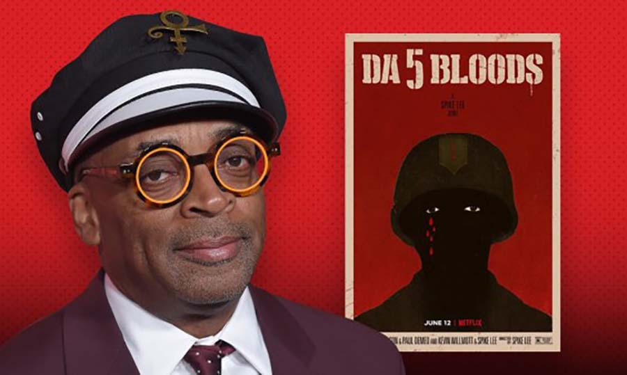 spike lee da 5 blood netflix