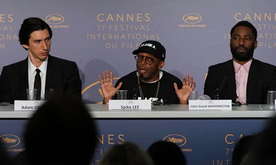 spikelee cannes