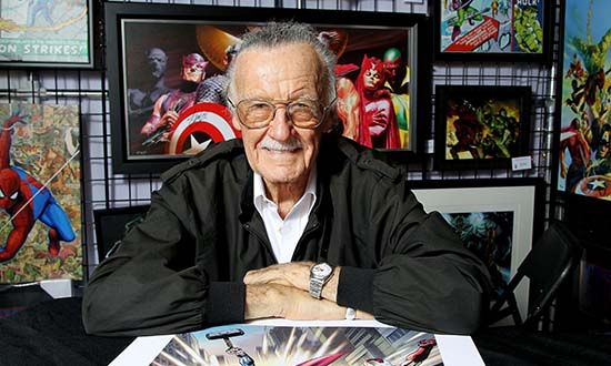 stanlee cameos marvel