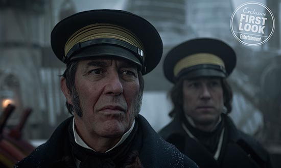 the terror serie Ridley Scott