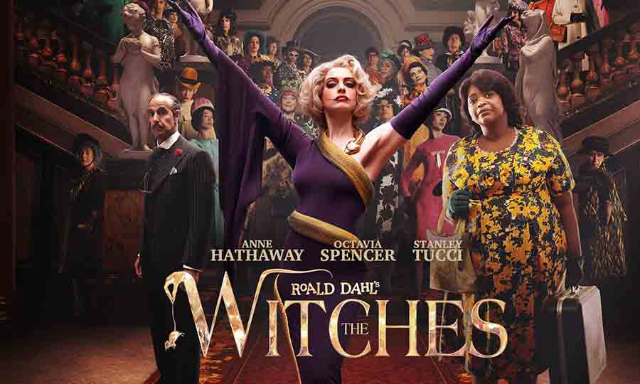 the witches ann hataway spencer hbo