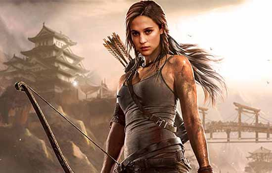 tom raider aliciavikander