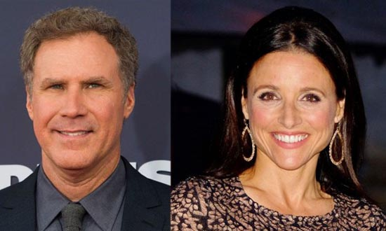 will ferrell julia louis dreyfus downhill