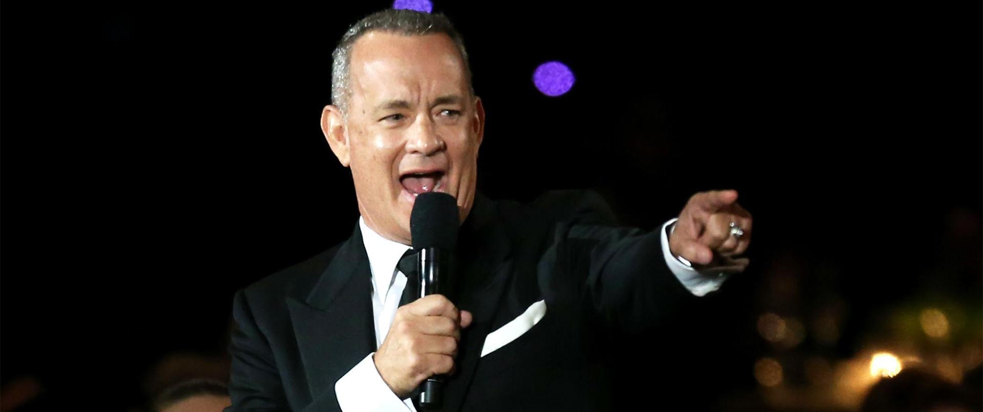 Disney busca a Tom Hanks para interpretar a Geppetto en Pinocho