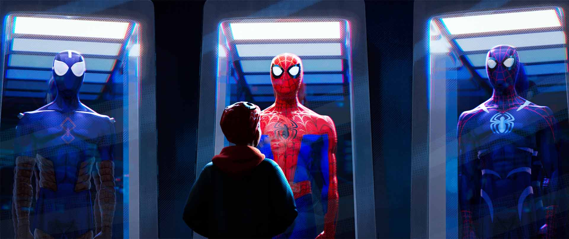 'Spider-Man: Into the Spider-Verse' tendría secuela y spin-off